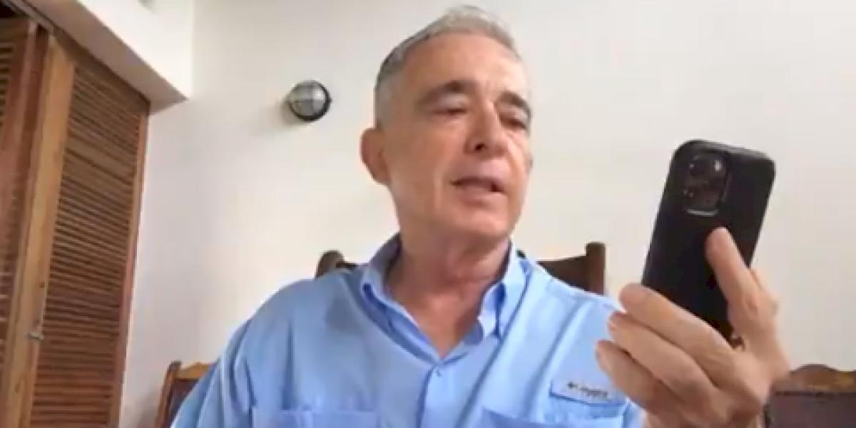 ¡Atención! Fiscal ya tomó una decisión sobre la solicitud de libertad de Álvaro Uribe