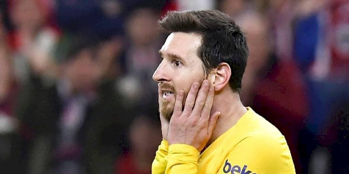 Salida de Messi trastoca planes de reconstrucción del Barcelona