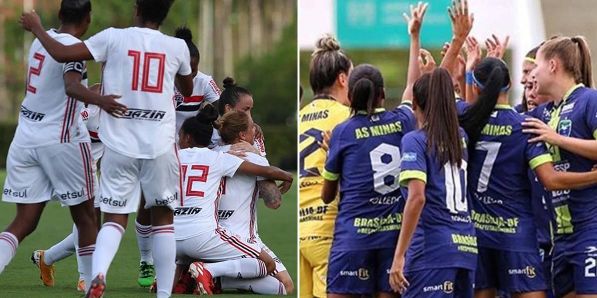 Band volta a transmitir o Campeonato Brasileiro Feminino a partir deste domingo
