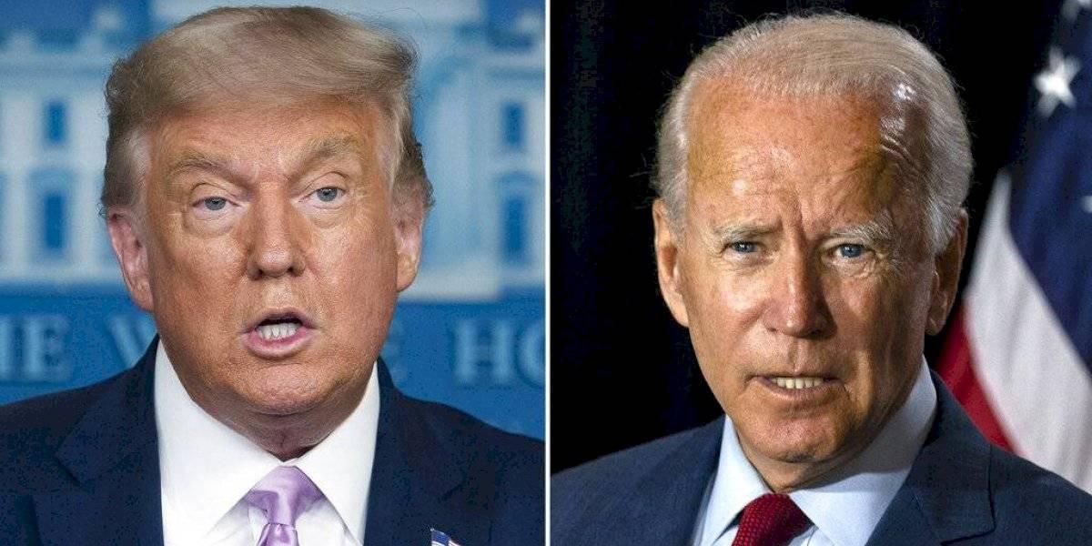 Trump exige que Biden se someta a un análisis antidopaje antes del debate del próximo martes