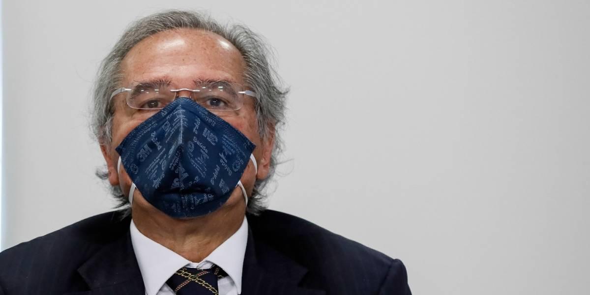 Paulo Guedes 'só sai morto' do governo, repete Augusto Heleno