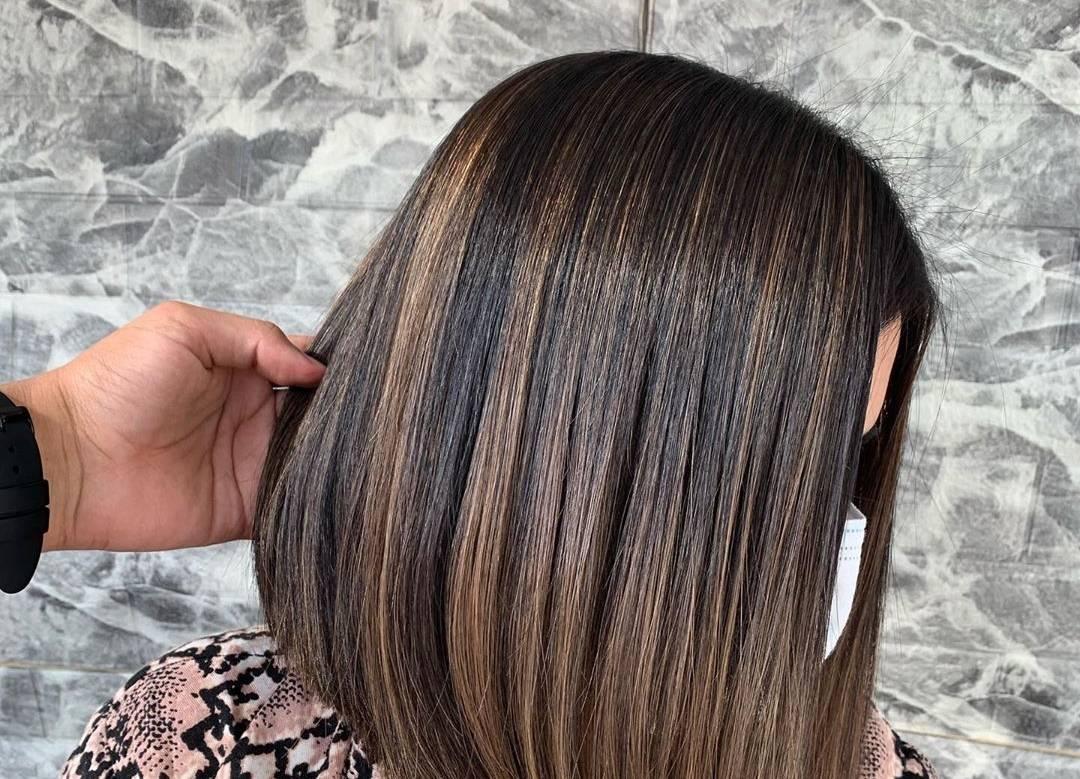 cortos de cabello