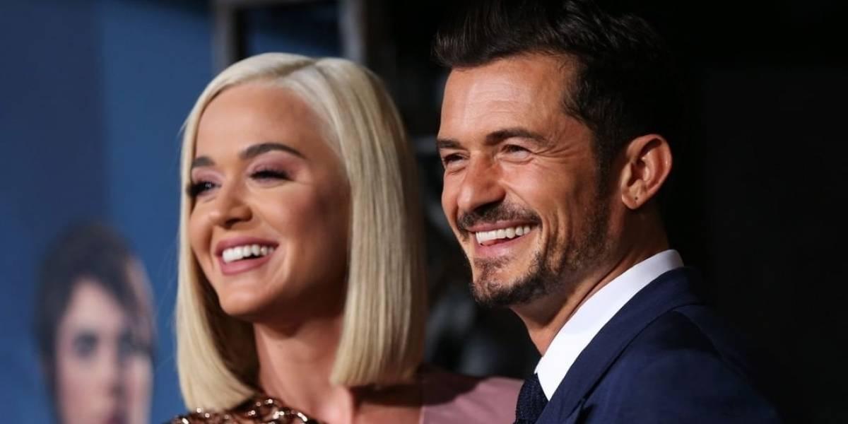 Ex esposa de Orlando Bloom felicita a Katy Perry dando lecciones de madurez
