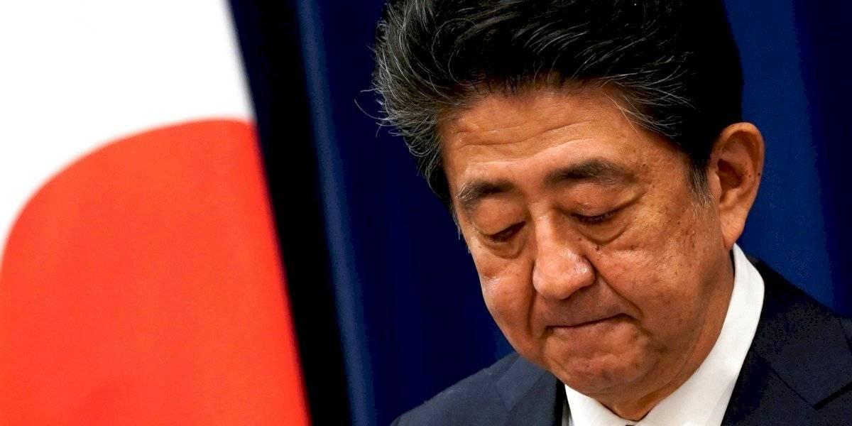 Primer ministro de Japón Shinzo Abe anuncia su renuncia por problemas de salud