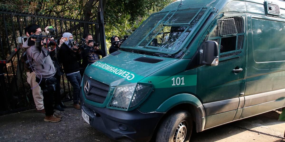 """Gendarmería advierte ante llegada de Nano Calderón a la cárcel: """"La recepción es bien coloquial y hostil"""""""