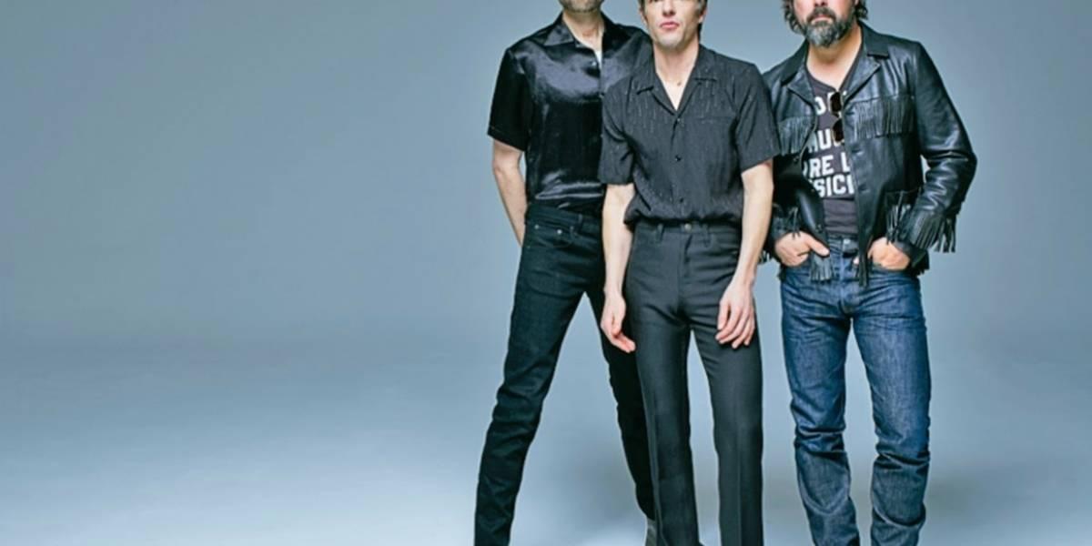 """Nos liberamos de muchas cosas con este disco"": The Killers"