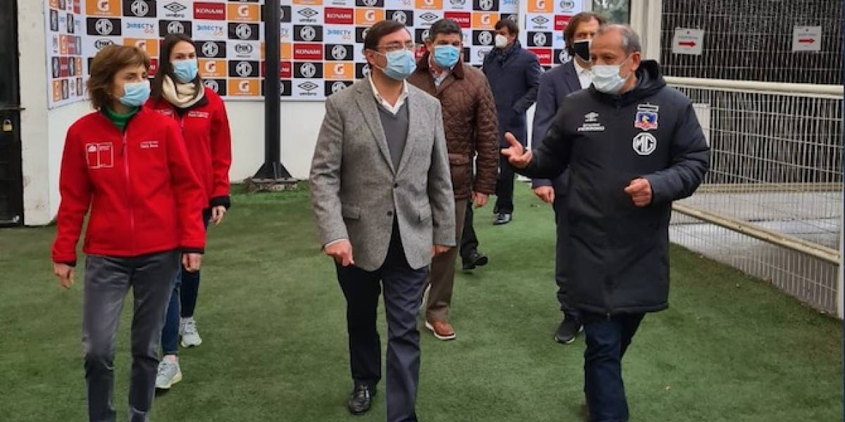 No se aceptan barristas: con 324 personas permitidas en el estadio volverá el fútbol al Monumental