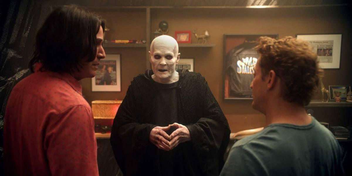 Keanu Reeves y Alex Winter hablan de la tercera película de 'Bill & Ted'