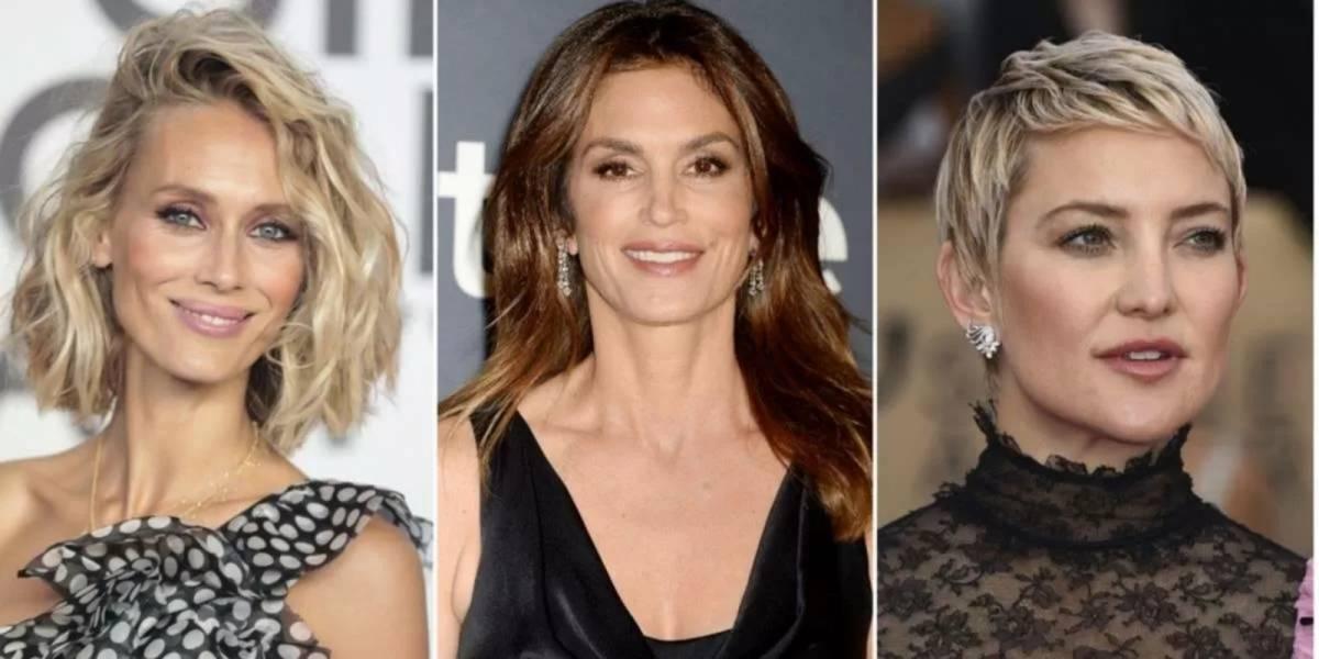 5 cortes de cabelo perfeitos para mulheres que já têm mais de 40 anos