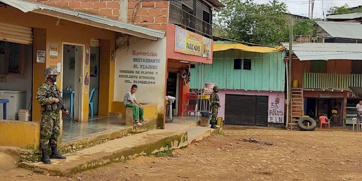 Alerta por presencia de más de 100 paramilitares en una vereda de Remedios, Antioquia
