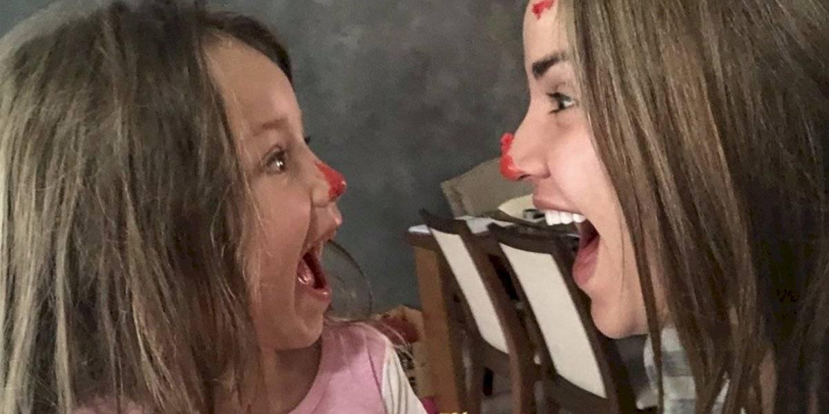 Gredmarie celebra cumpleaños de su hija con conmovedor mensaje