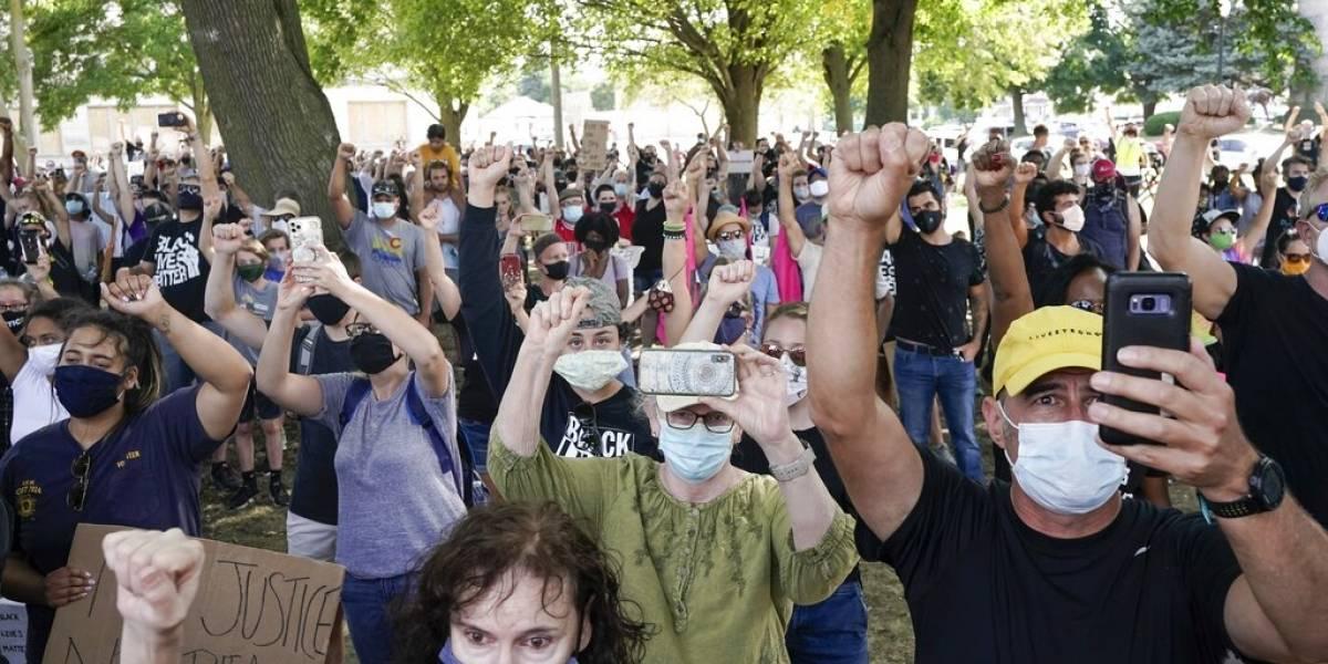 Wisconsin: Séptima protesta diaria contra violencia policial