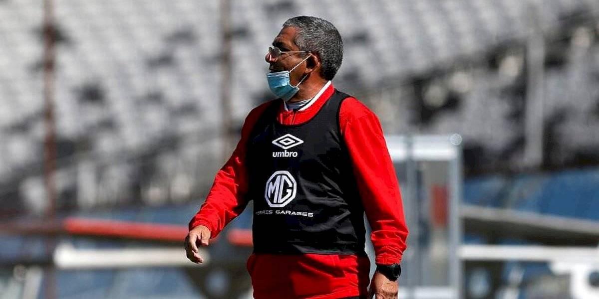 """Gualberto Jara y la derrota de Colo Colo: """"Esto será así hasta que podamos  tomar el ritmo de competencia""""   Publimetro Chile"""