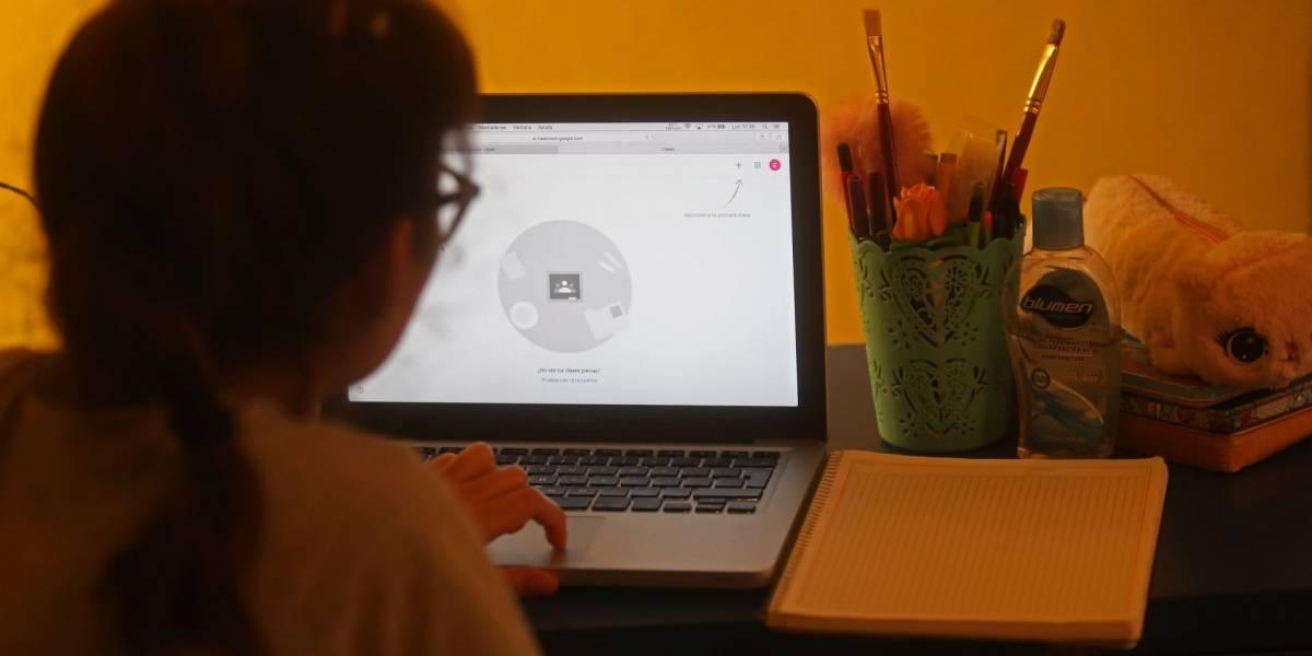 ¿Cómo protegerse de los ciberdelincuentes durante las clases online?