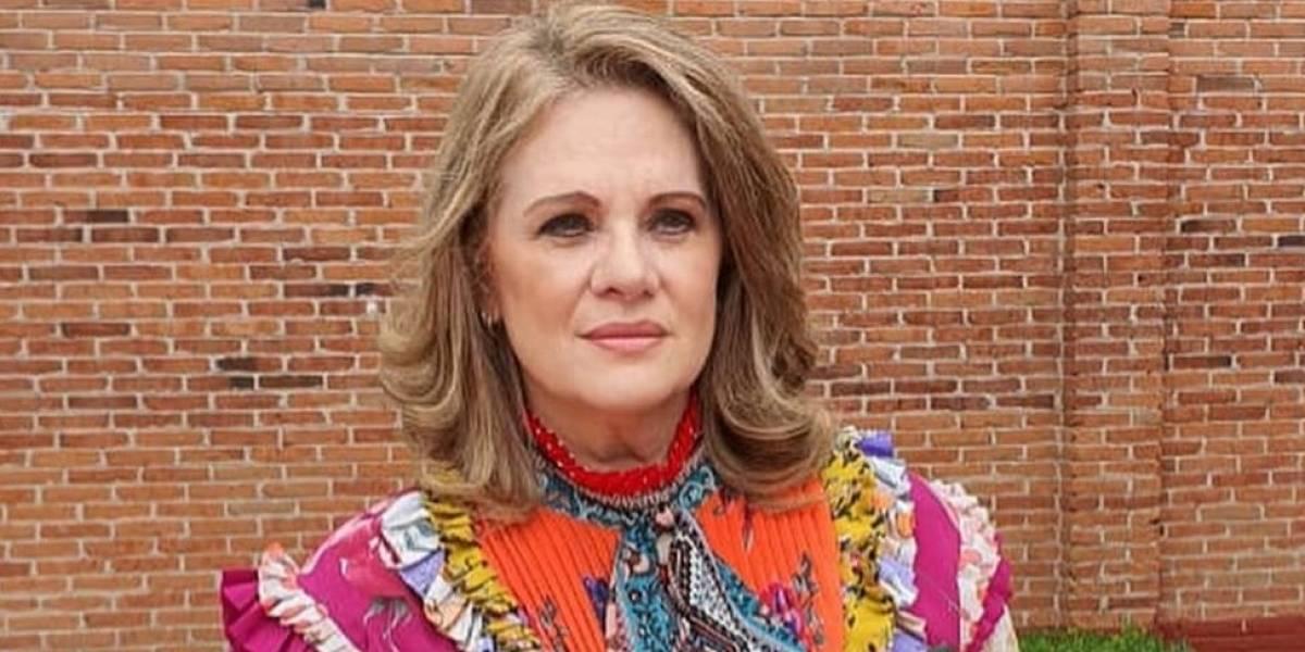 Erika Buenfil reveló detalles de su 'affaire' con Luis Miguel