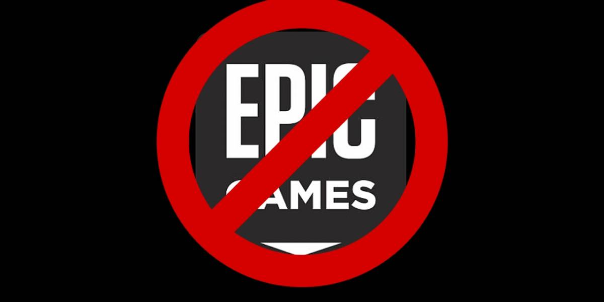 Apple eliminó la cuenta de Epic Games de la App Store