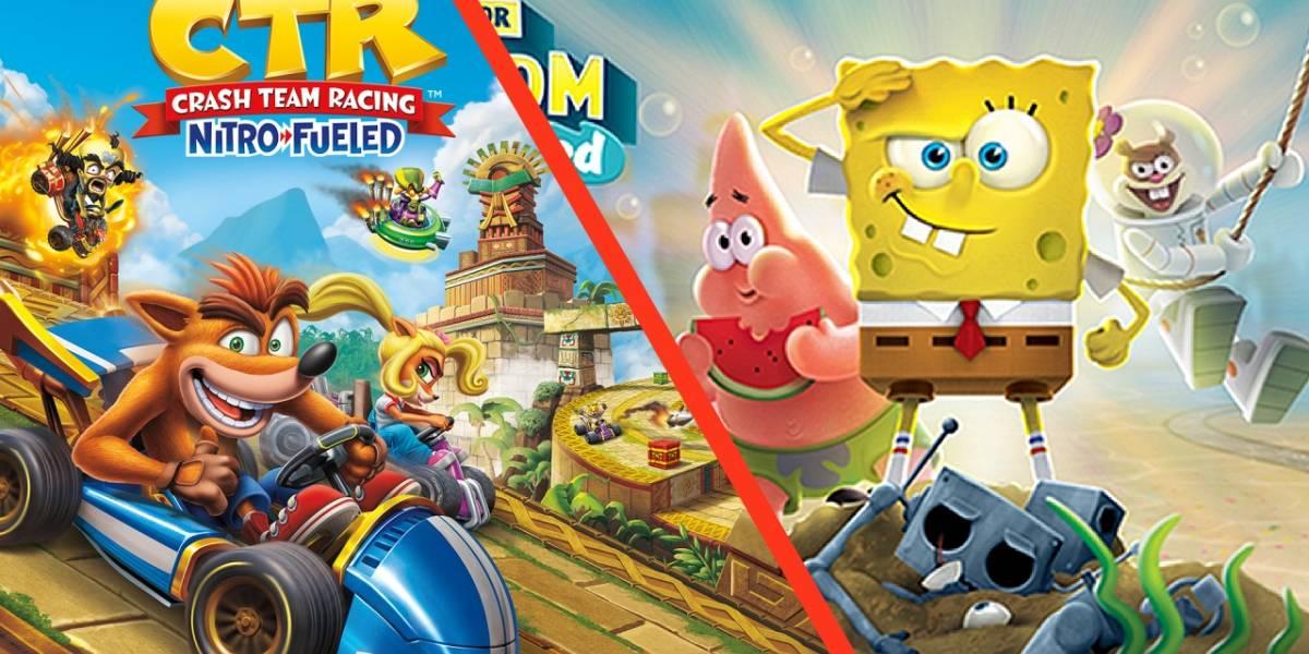 Nintendo Switch: descuentos de hasta el 80% en 5 juegos familiares