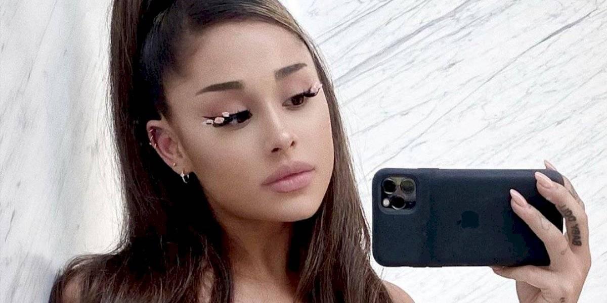 Ariana Grande se corona como la reina de Instagram