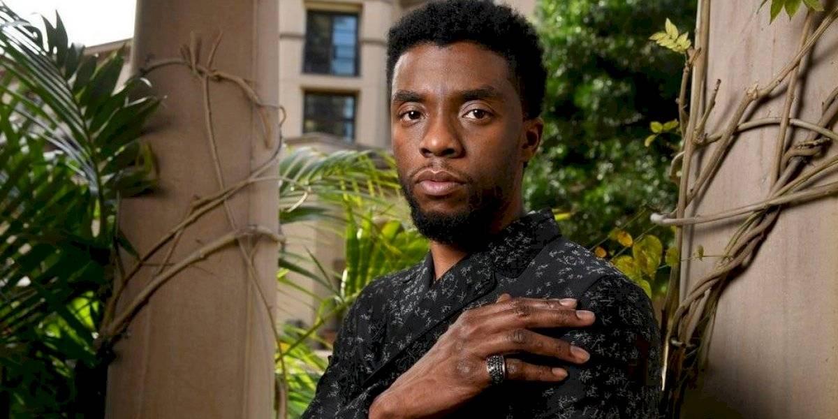 Un tributo digno de un rey: Chadwick Boseman rompe récord en Twitter con su última publicación