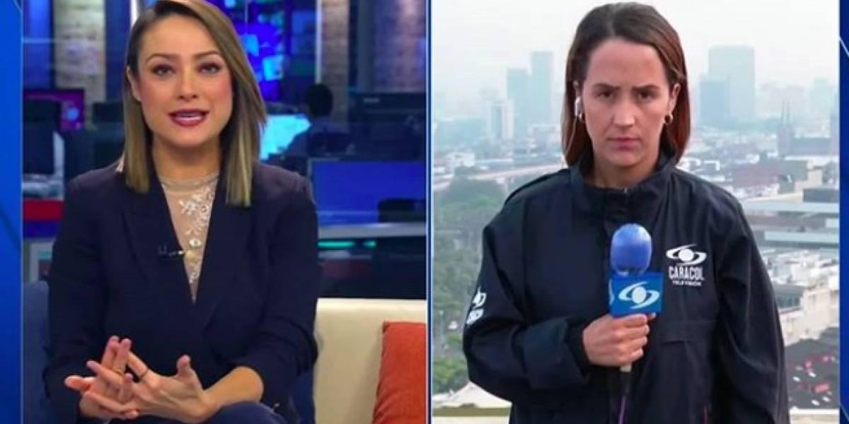 Mensaje que Mónica Jaramillo le dedicó a Érika Zapata da de qué hablar en redes