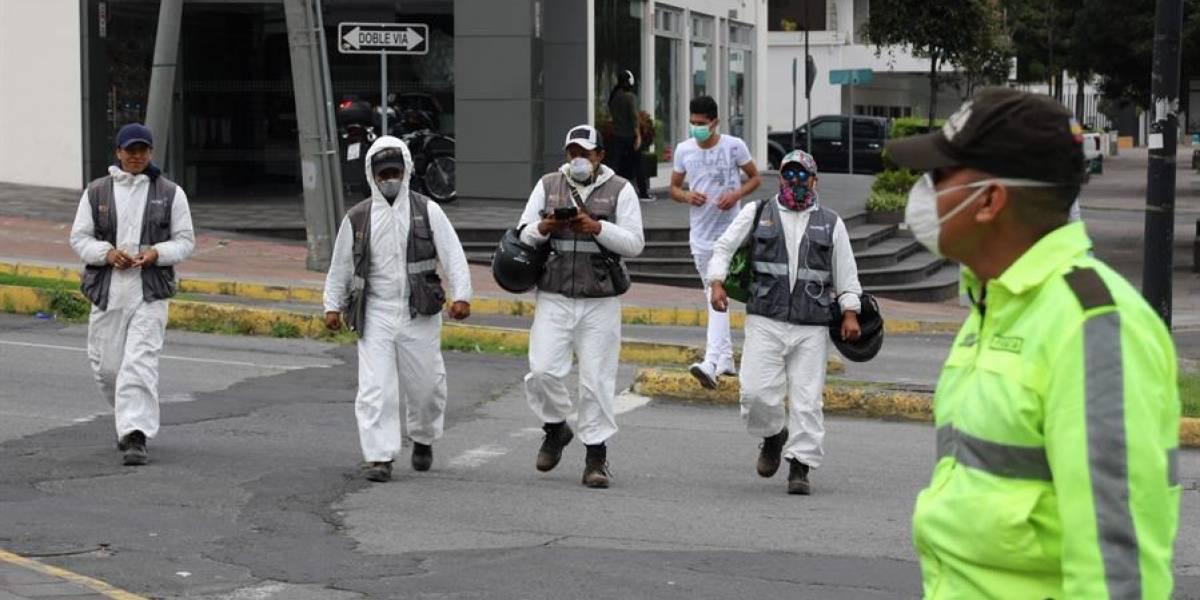 Ecuador llega a 113.648 casos de COVID, ¿Cuál es la provincia con más decesos?