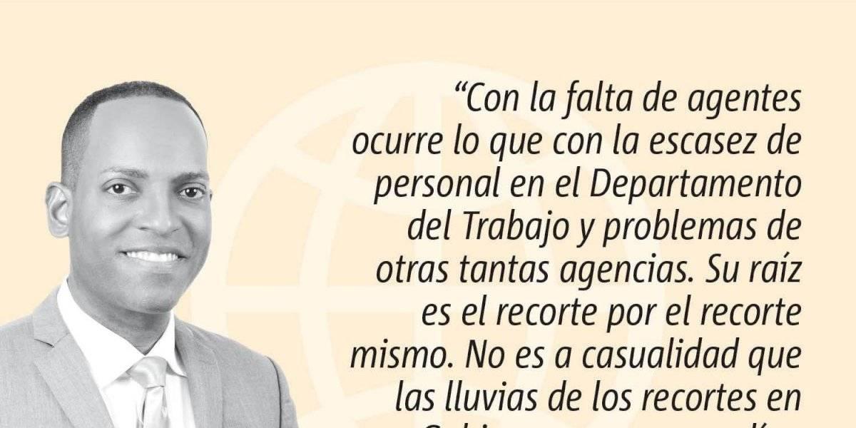 Opinión de Julio Rivera Saniel: ¿Cuál órden? Desorden