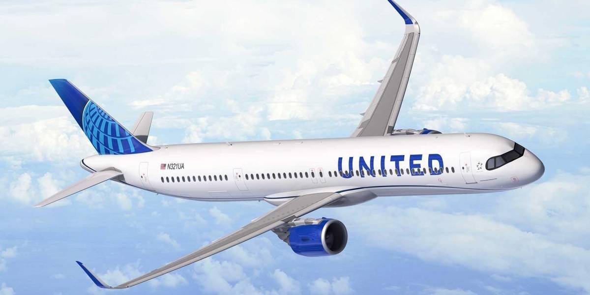 Estados Unidos.- United Airlines eliminará el cobro por cambios en sus vuelos