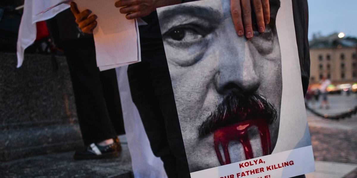 Bielorrusia.- Los países bálticos prohíben la entrada de Lukashenko y otros 29 dirigentes bielorrusos