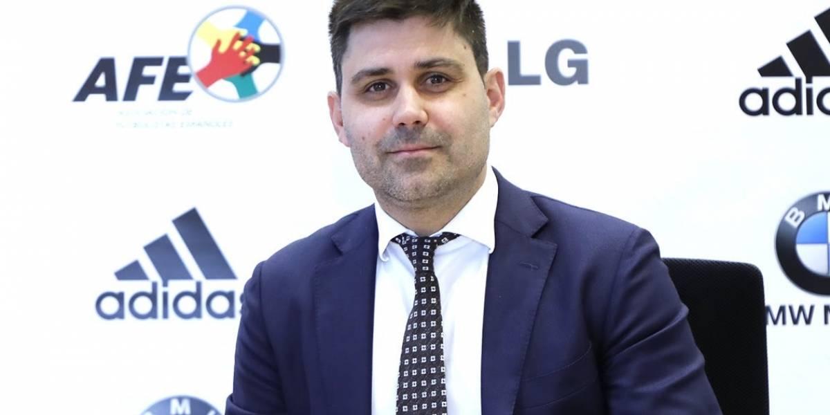 Fútbol.- AFE inicia una ronda de contactos con las CCAA para tratar el inicio de las competiciones no profesionales