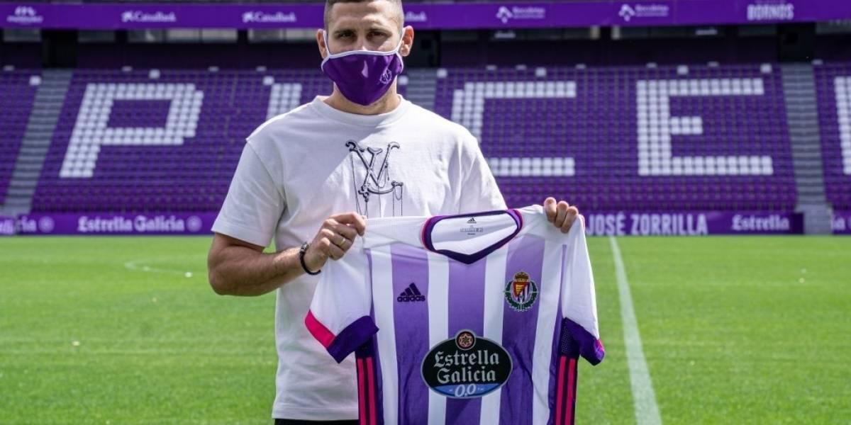 Fútbol.- El Real Valladolid refuerza su ataque con Weissman, máximo goleador de la liga austriaca