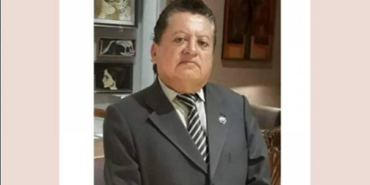 Honorato Vásquez, abogado desaparecido en Quito, fue hallado sin vida