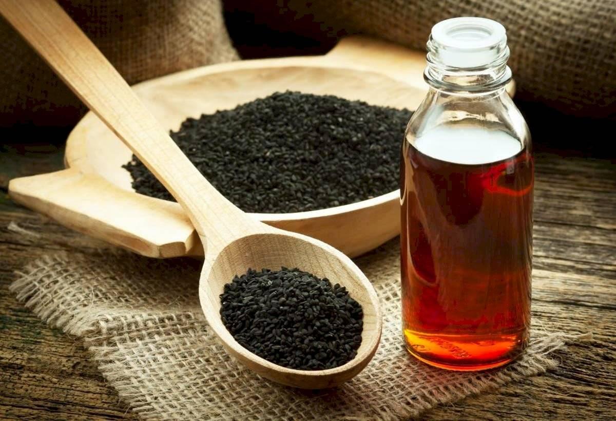 Aceite de comino negro