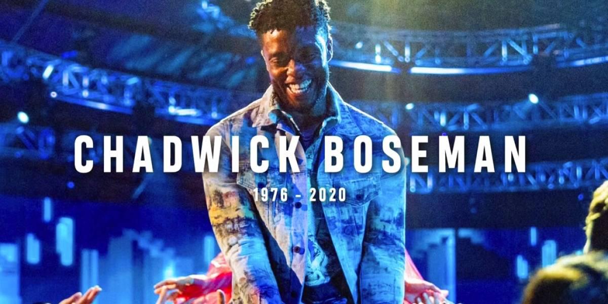 Honran a Chadwick Boseman en los VMAs 2020