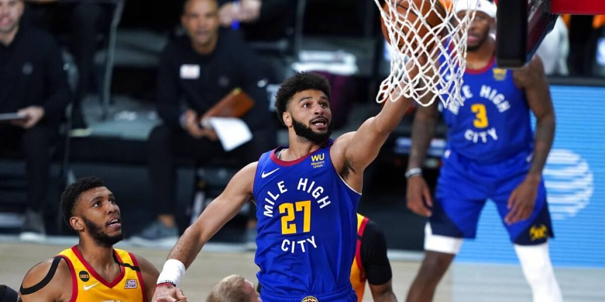 Serie de los Denver Nuggets ante los Jazz de Utah se decidirá en un séptimo juego