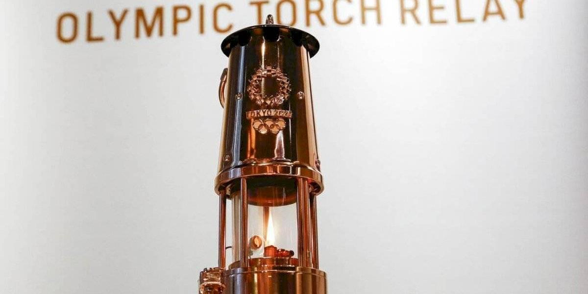 Llama olímpica será exhibida en el Museo Olímpico de Japón