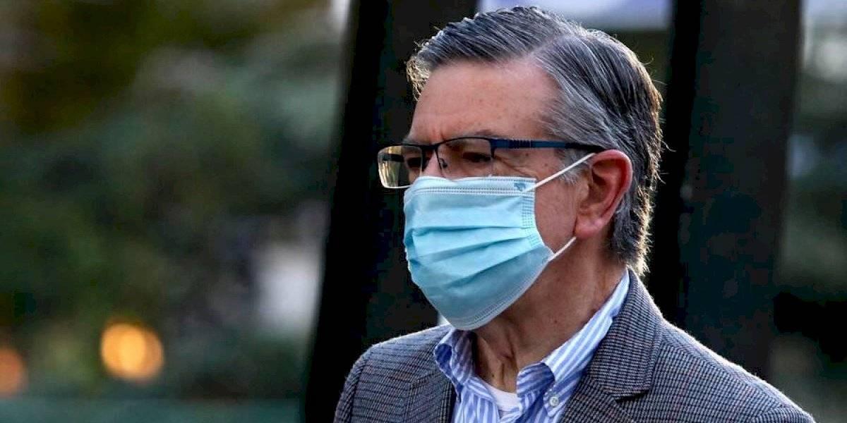 """Joaquín Lavín por segundo retiro del 10% de las AFP: """"No estoy de acuerdo"""""""