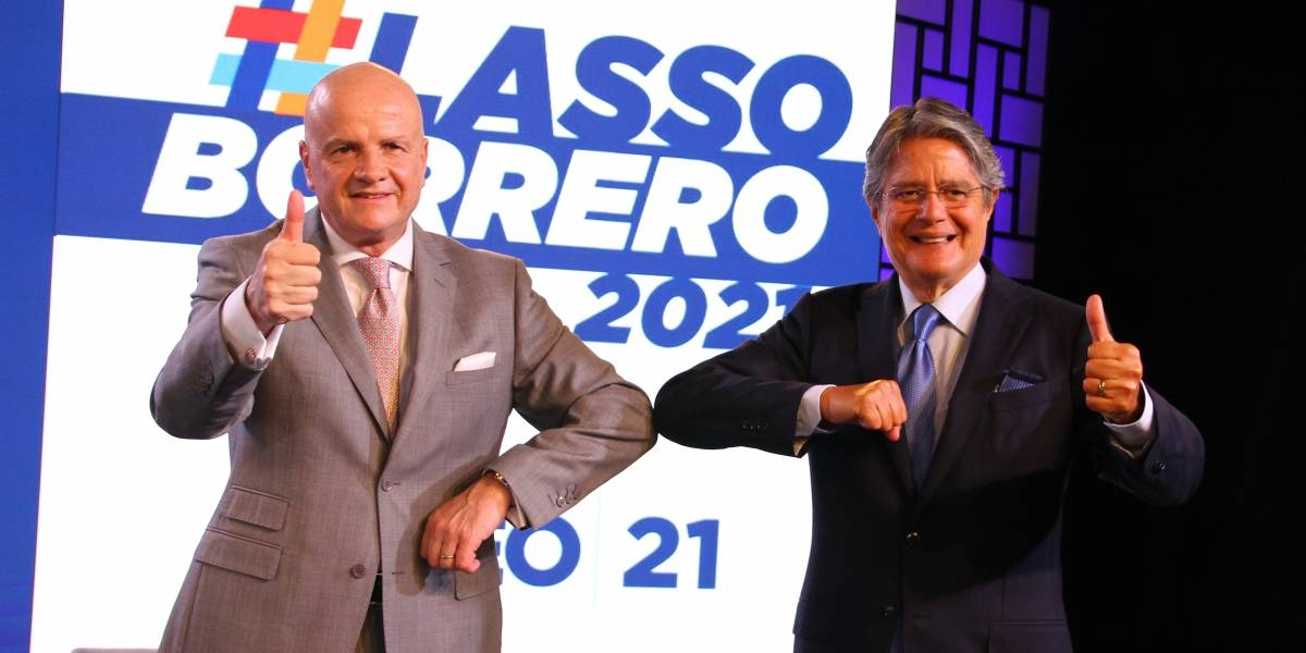 Elecciones 2021: se confirma alianza entre CREO y PSC en apoyo al binomio Lasso-Borrero