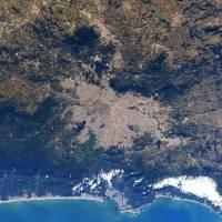 Astronauta da NASA registra impressionante imagem de São Paulo desde o espaço