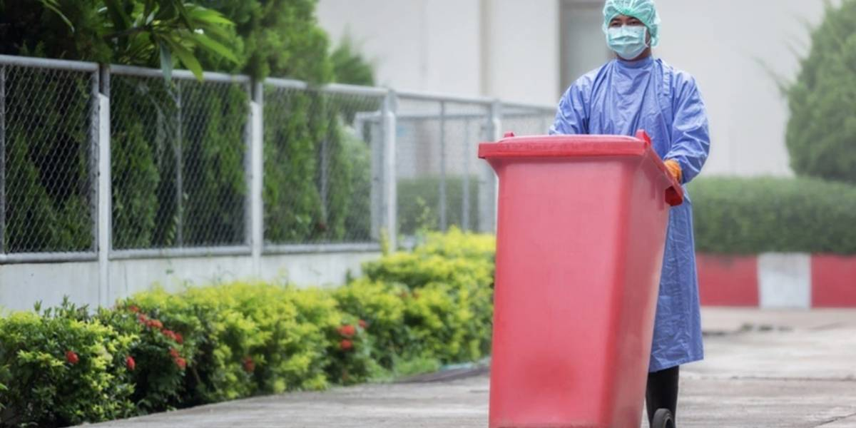 Pandemia não faz aumentar coleta de lixo hospitalar em São Paulo