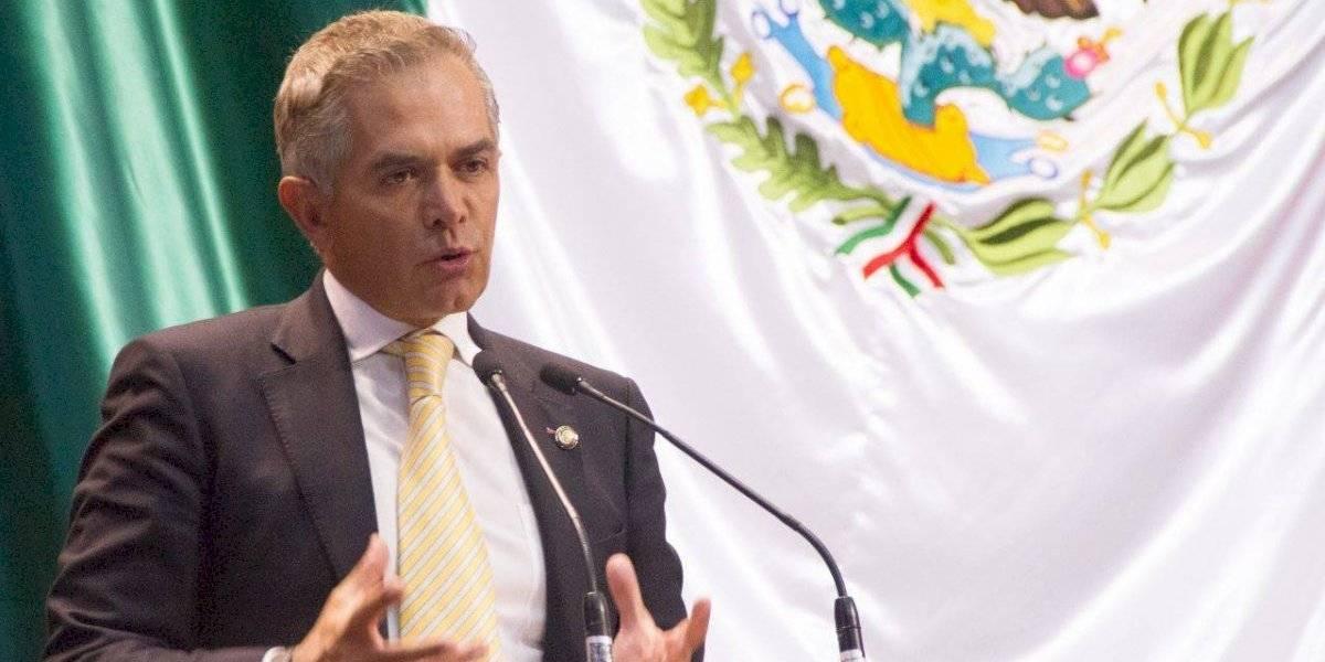 México requiere que trabajemos todos en unidad: Mancera