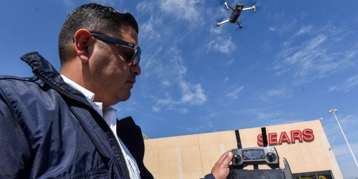 Proponen multas y cárcel por operar drones sin permiso