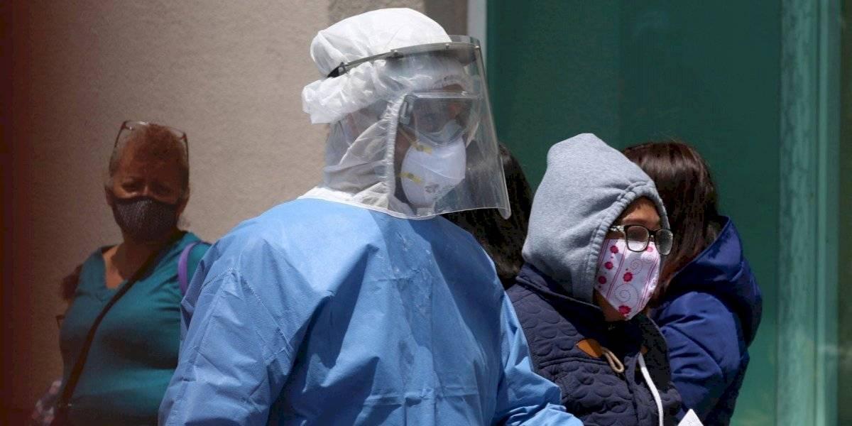 México suma 599,560 casos acumulados y 64,414 muertes por Covid-19