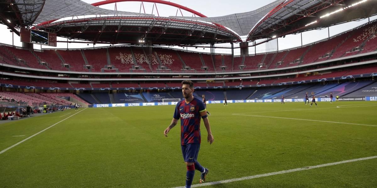Presidente da Argentina quer ver Messi terminando carreira no Newell's Old Boys