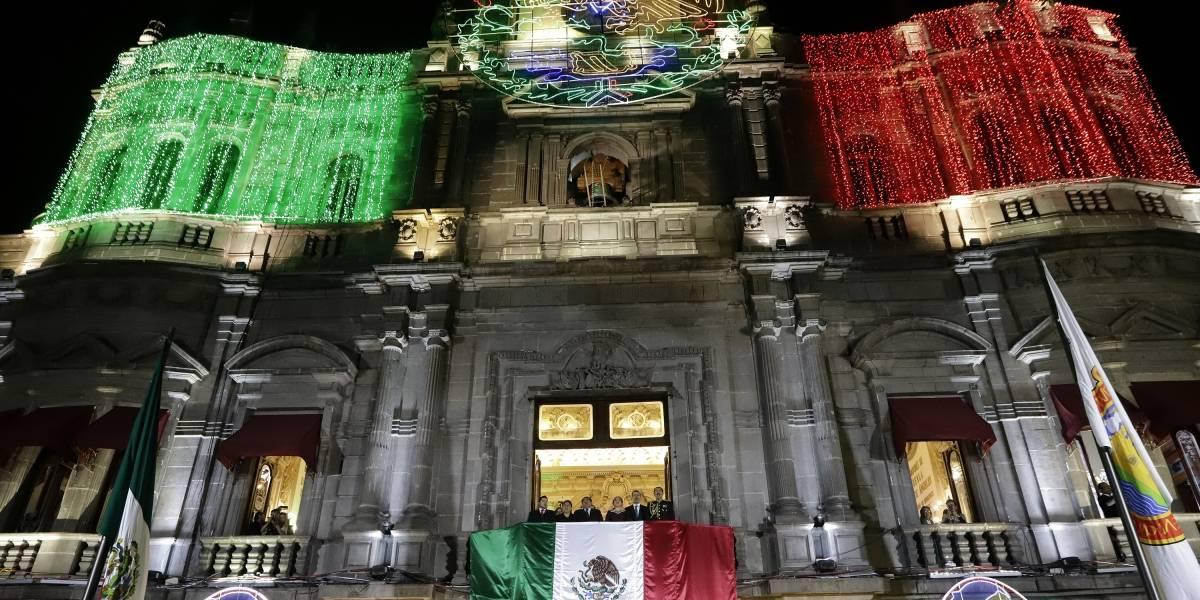 Grito en Puebla solo será con 400 personas