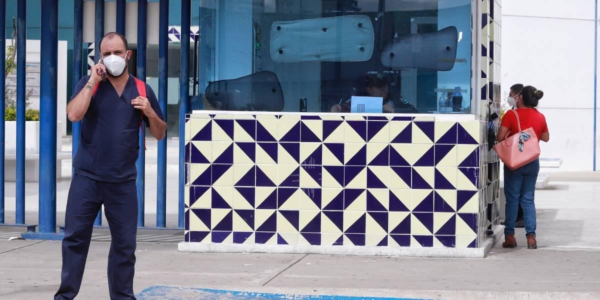 Suman 440 casos nuevos de Covid-19 en Puebla durante el fin de semana