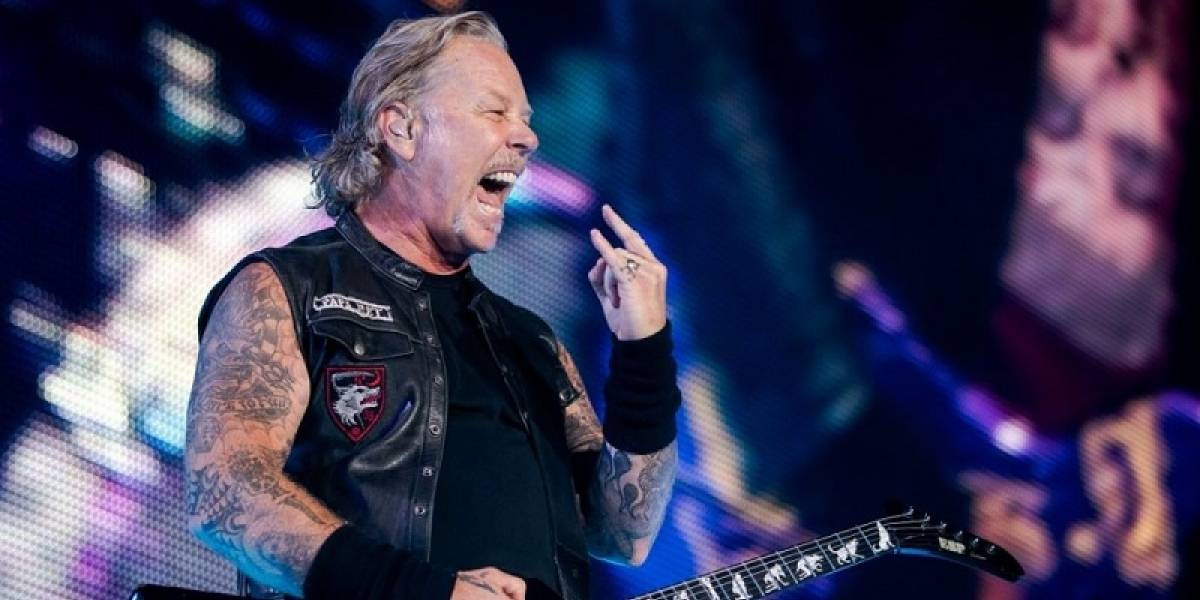 Conoce a la serpiente James Hetfield, una víbora que recibió su nombre en referencia al líder de la banda Metallica