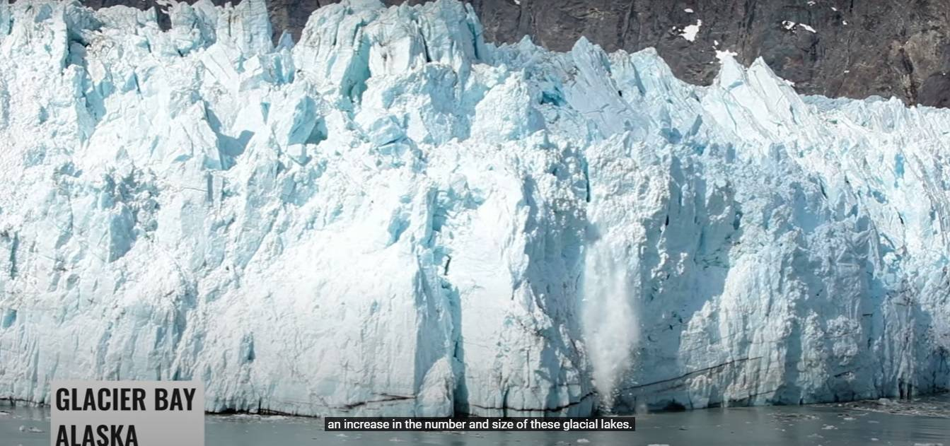 Lagos glaciares