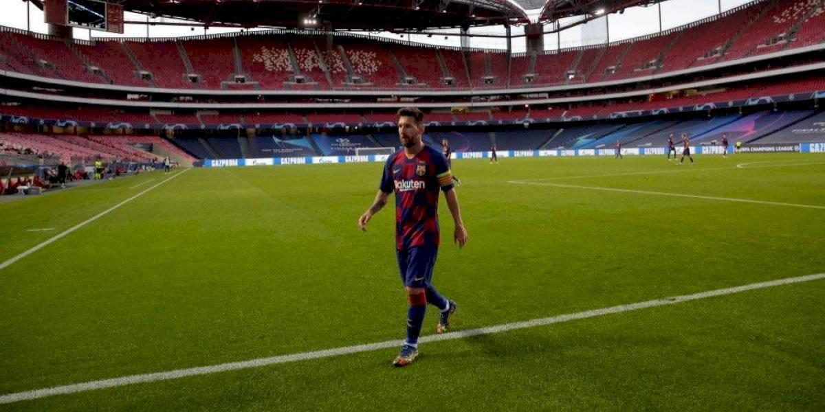 Lionel Messi también se ausenta de primer entrenamiento de Ronald Koeman