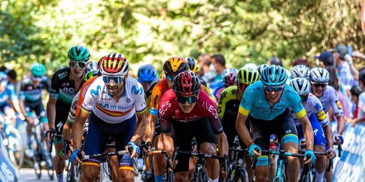 Tour de Francia: Richard Carapaz desciende a la posición 14 de la tabla general