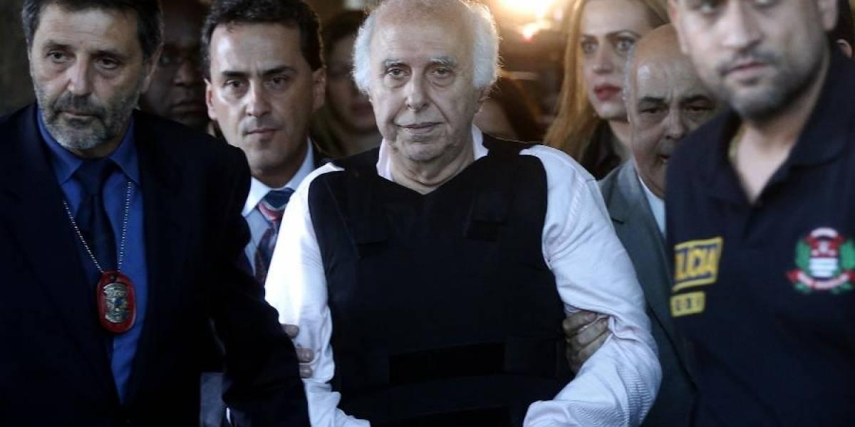 Condenado por estupro, Abdelmassih é transferido para hospital penitenciário